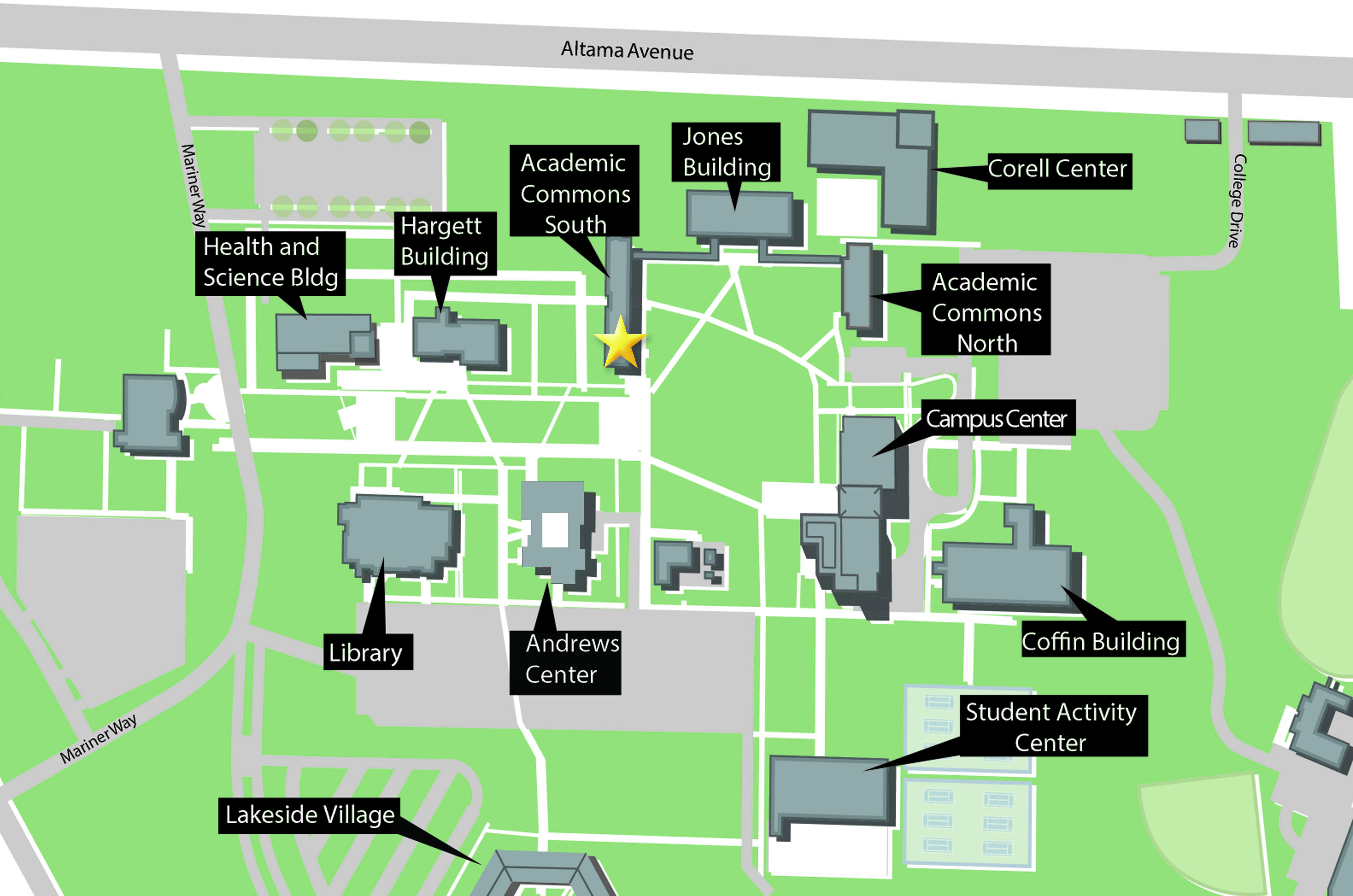 College Of Coastal Georgia Campus Map.College Of Coastal Georgia Student Employees